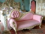 Kursi Sofa Classic Ukiran Cat Duco