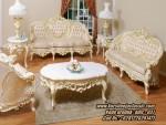Kursi Tamu Classic Ukir Desain Sofa Tamu Mewah