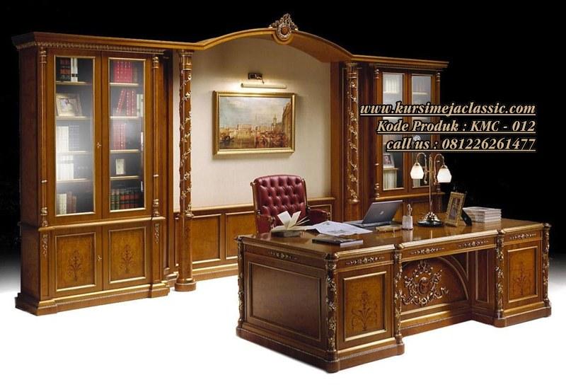 Harga Meja Kantor Classic