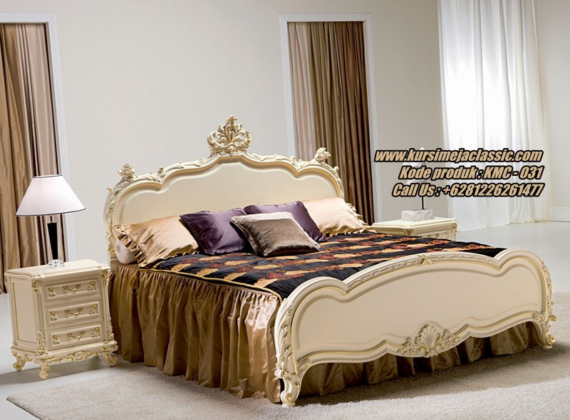 Desain Tempat Tidur Classic