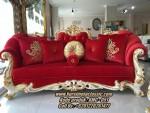 Kursi Tamu Classic Mewah Model Sofa Tamu Terbaik