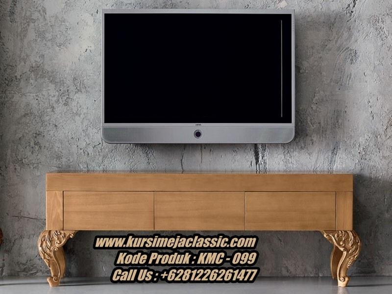 Harga Bufet Tv Classic Minimalis