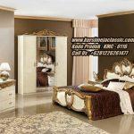 Set Tempat Tidur Classic Ukiran Terbaru