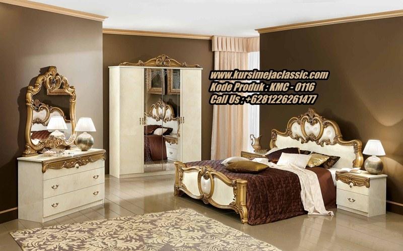 Harga Set Tempat Tidur Classic