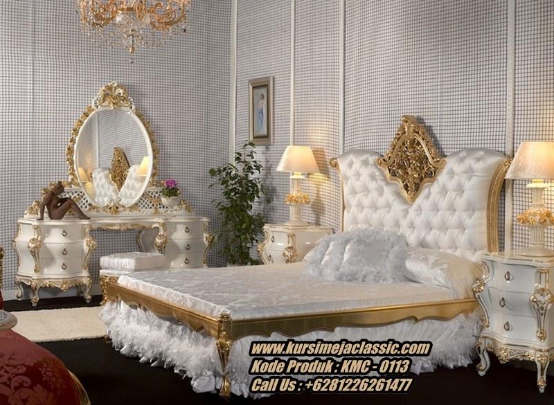 Harga Tempat Tidur Classic Mewah