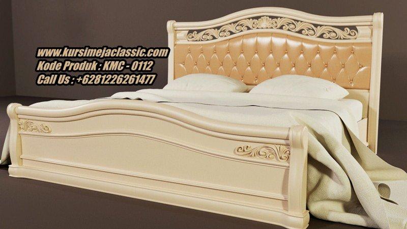 Harga Tempat Tidur Classic Modern