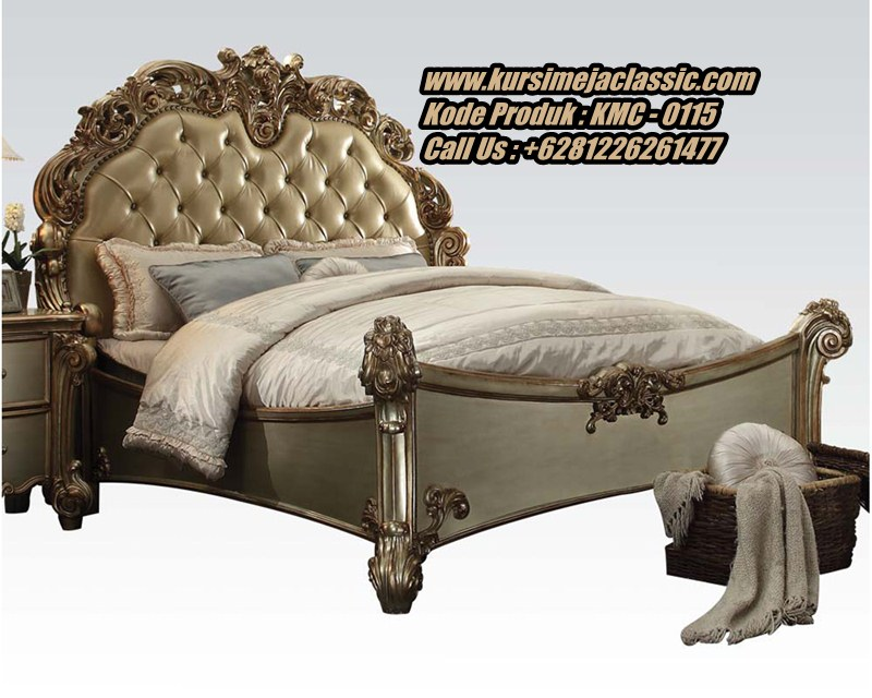 Harga Tempat Tidur Classic Terbaru