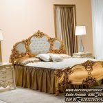 Tempat Tidur Classic Ukir Model Dipan Terbaru