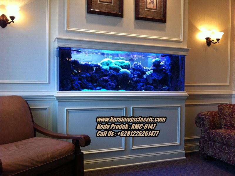 Harga Meja Aquarium Classic Modern