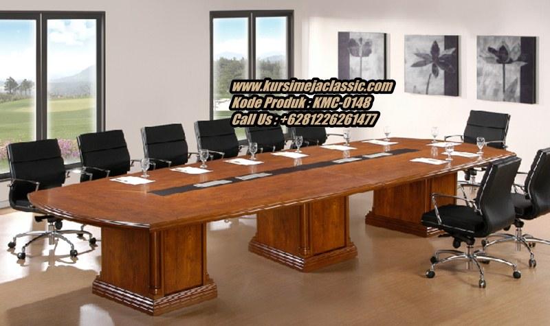 Harga Meja Meeting Classic