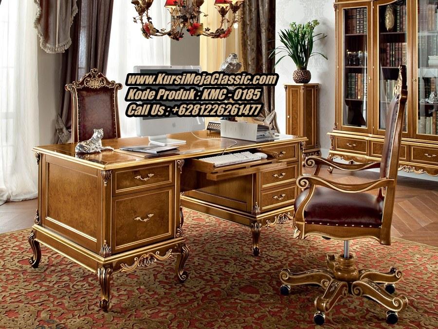 Harga Meja Kantor Classic Mewah