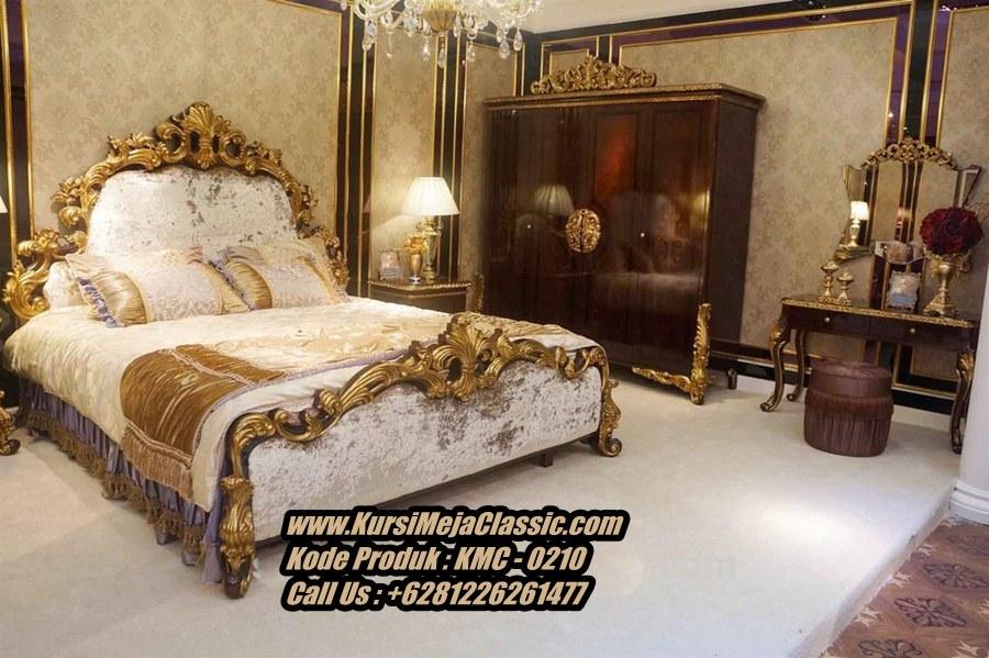 Harga Model Tempat Tidur Classic