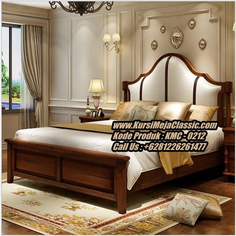 Harga Tempat Tidur Klasik Jati