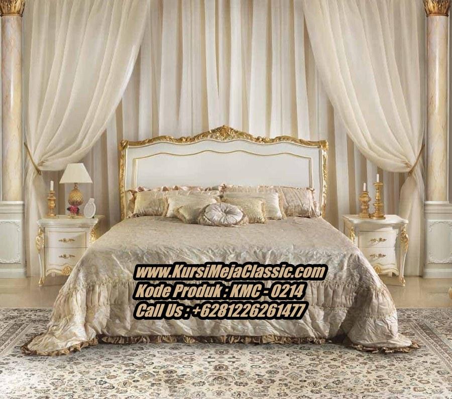 Harga Tempat Tidur Klasik Modern