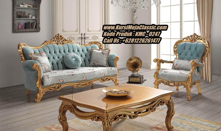 Harga Kursi Sofa Klasik Mewah