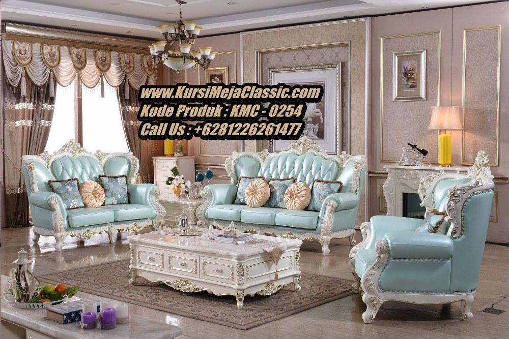 Harga Kursi Tamu Klasik Modern Untuk Ruang Tamu