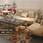 Kursi Tamu Klasik Ukiran Sofa Tamu Unik Terbaru