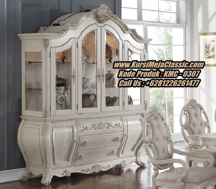 Harga Lemari Hias Klasik Modern