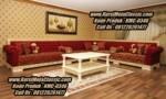 Kursi Sudut Klasik Jepara Sofa Tamu Leter L Mewah