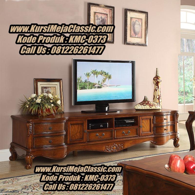 Harga Meja TV Klasik