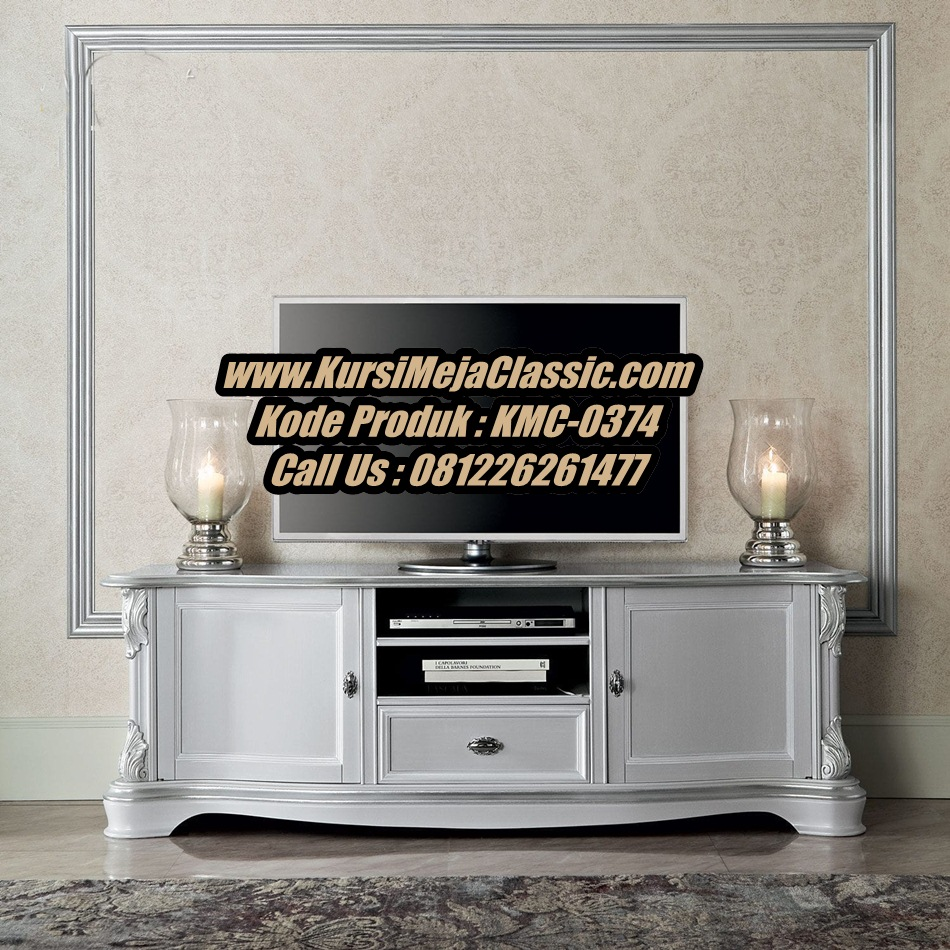 Harga Meja Tv Klasik Modern