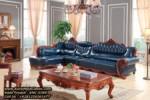 Model Kursi Sudut Classic Sofa Klasik Leter L
