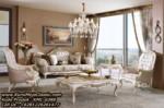 Set Kursi Tamu Klasik Model Sofa Ruang Tamu Ukiran
