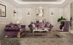 Kursi Tamu Classic Minimalis Sofa Ruang Tamu Mewah