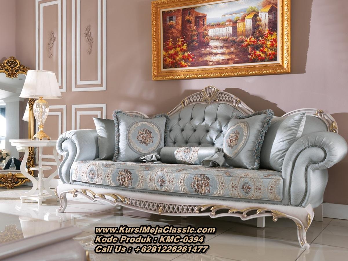 Desain Sofa Tamu Classic
