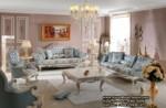 Sofa Tamu Classic Model Kursi Ruang Tamu Mewah