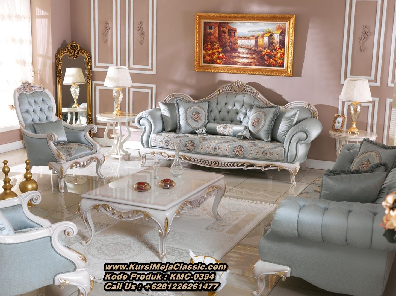 Jual Sofa Tamu Classic