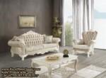 Sofa Tamu Classic Mewah Kursi Sofa Ruang Tamu Ukir