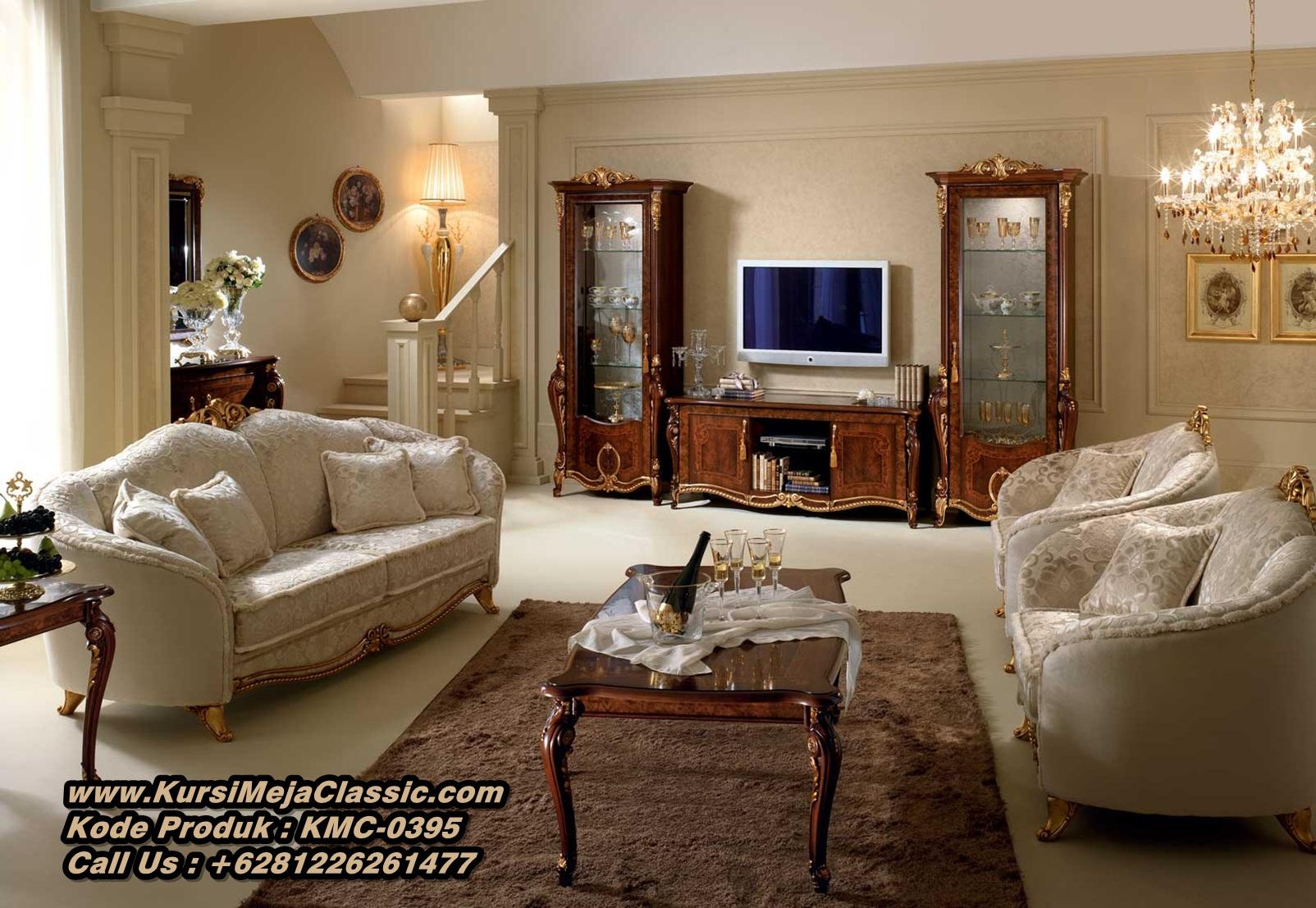 Jual Set Sofa Tamu Classic Modern