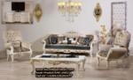 Sofa Tamu Classic Terbaru Kursi Sofa Mewah Jepara