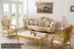 Sofa Tamu Classic Ukir Set Kursi Sofa Tamu Mewah