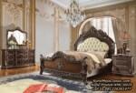 Desain Set Tempat Tidur Mewah Bedroom Kamar Set Kayu Jati