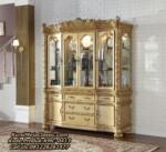 Harga Lemari Hias Klasik Model Bufet Pajangan 3 Pintu