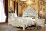 Set Tempat Tidur Mewah Model Kamar Set Ukiran Luxury