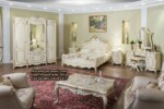 Set Tempat Tidur Mewah New Design Classic Bedroom Luxury
