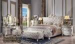 Set Tempat Tidur Mewah New Classic Luxury Bedroom