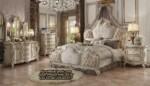 Set Tempat Tidur Mewah Terbaru Classic Luxury Bedroom