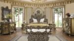 Set Tempat Tidur Mewah Ukiran Antique Bedroom Mewah Kamar Set