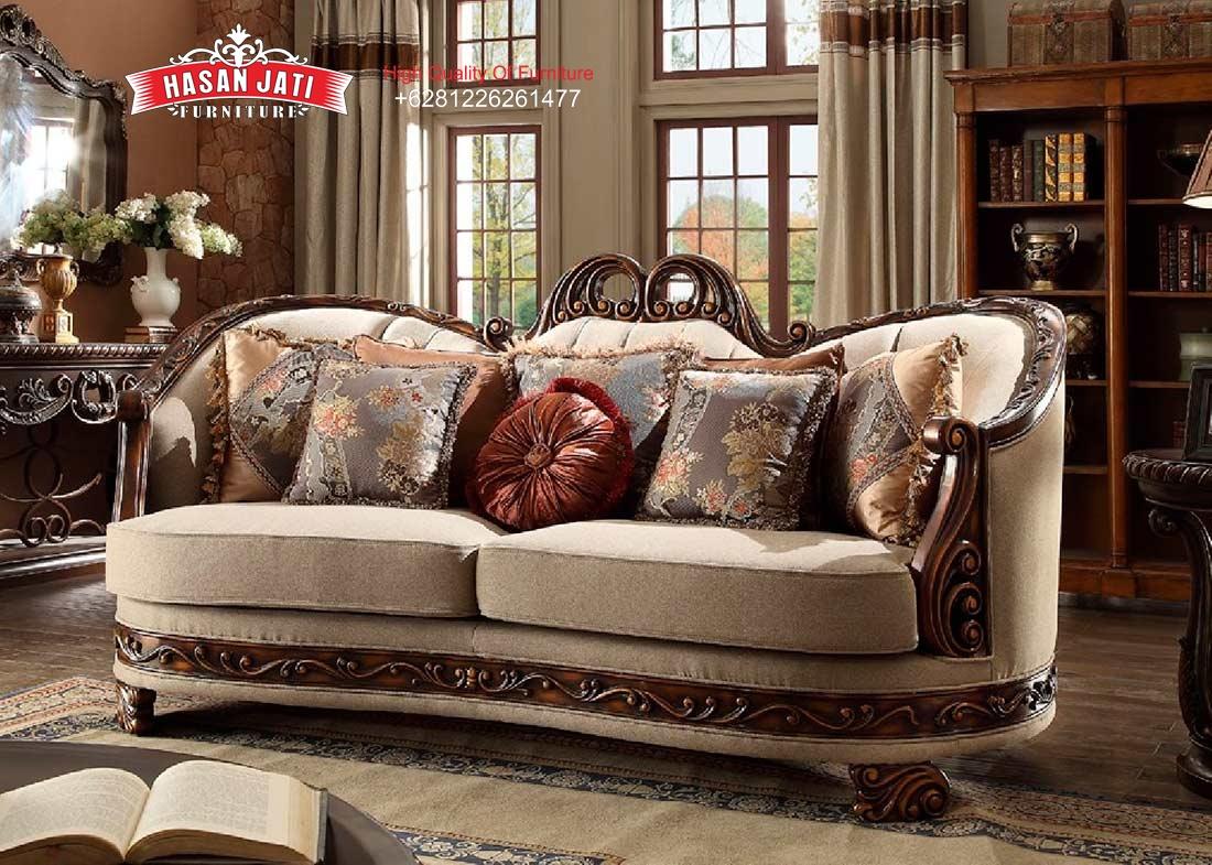 Kurs Sofa Klasik Ruang Tamu, Jual Kursi Sofa Ruang Tamu Klasik, Harga Set Kursi Sofa Tamu Klasik Ukir Jepara, Model Terbaru Sofa Ruang Tamu Klasik Modern, Set Sofa Tamu Jati Mewah