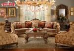 Kursi Sofa Klasik Terbaru Model Sofa Ruang Tamu Ukiran