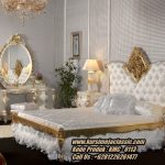 Tempat Tidur Classic Mewah Tempat Tidur Classic Modern