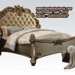 Tempat Tidur Classic Terbaru Model Dipan Ukir Mewah