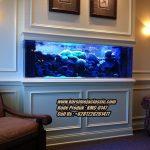 Meja Aquarium Classic Modern Lemari Aquarium Mewah
