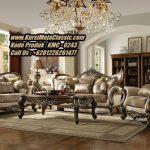 Kursi Sofa Klasik Ukir Sofa Ruang Tamu Mewah