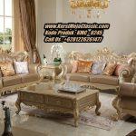 Kursi Sofa Klasik Ukiran Sofa Tamu Klasik Modern