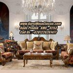 Kursi Tamu Klasik Jati Kursi Sofa Tamu Ukiran Terbaru